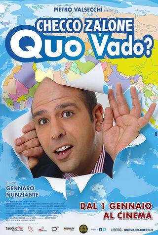 Quo Vado? (2016) Main Poster