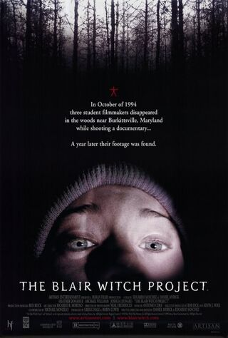 The Blair Witch Project (1999) Main Poster