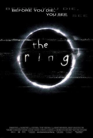 The Ring (2002) Main Poster