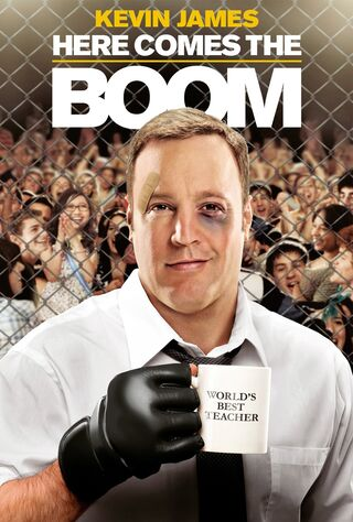 Here Comes The Boom (2012) Main Poster