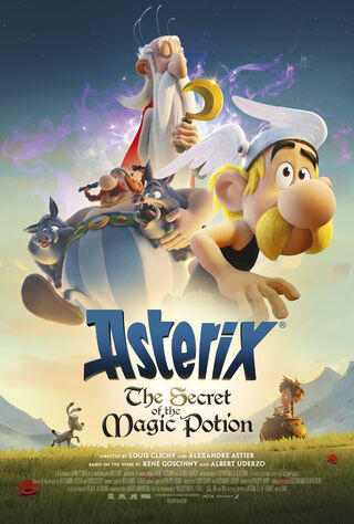 Asterix: The Secret Of The Magic Potion (2019) Main Poster