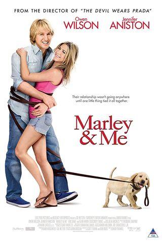 Marley & Me (2008) Main Poster