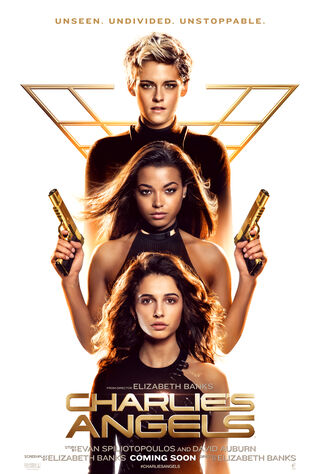 Charlie's Angels (2019) Main Poster