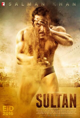 Sultan (2016) Main Poster