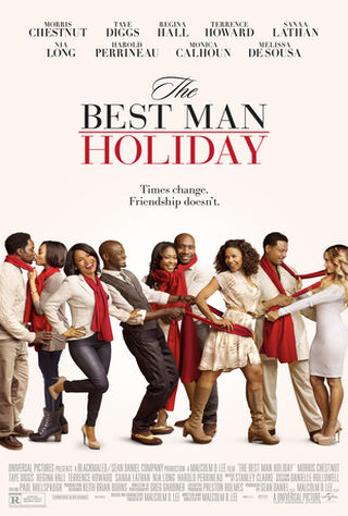 The Best Man Holiday (2013) Main Poster