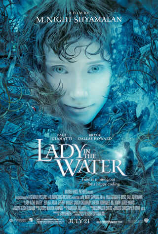 Lady In The Water (2006) Main Poster