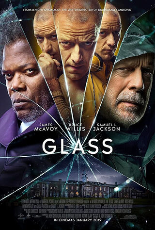 Glass (2019) Main Poster