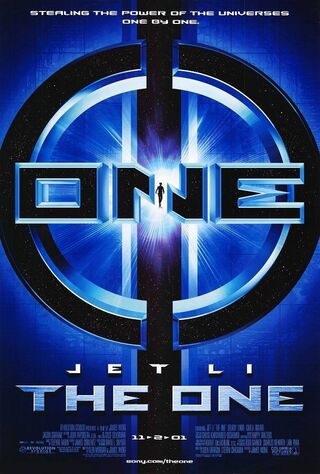 The One (2001) Main Poster