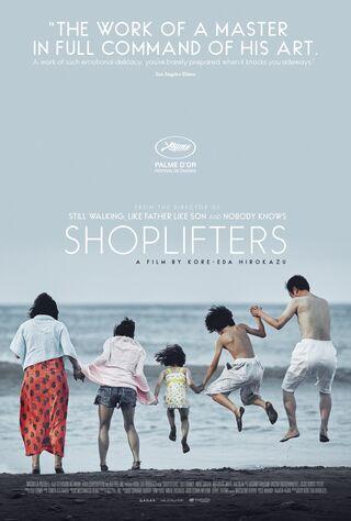 Shoplifters (2018) Main Poster