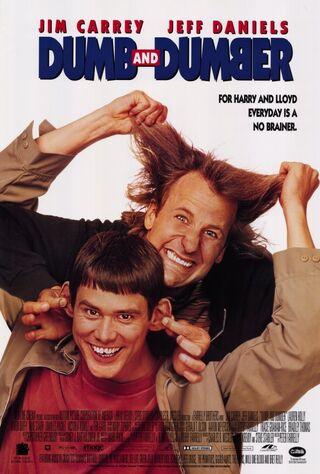 Dumb And Dumber (1994) Main Poster