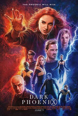 X-Men: Dark Phoenix (2019) Main Poster