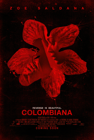 Colombiana (2011) Main Poster