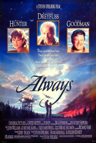 Always (1989) Main Poster