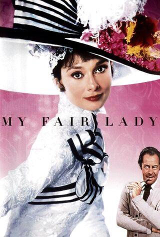 My Fair Lady (1964) Main Poster