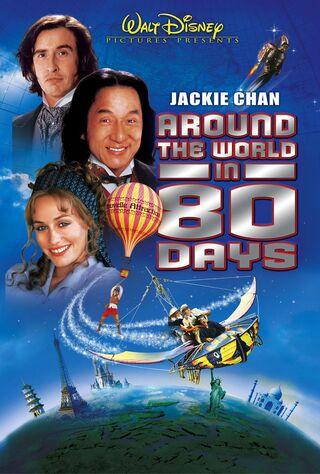 Around The World In 80 Days (2004) Main Poster