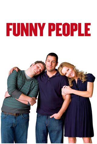 Funny People (2009) Main Poster