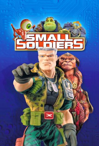 Small Soldiers (1998) Main Poster
