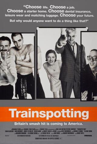 Trainspotting (1996) Main Poster
