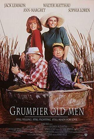 Grumpier Old Men (1995) Main Poster