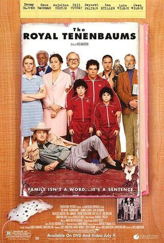 The Royal Tenenbaums (2002) Main Poster