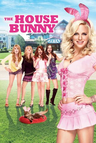 The House Bunny (2008) Main Poster
