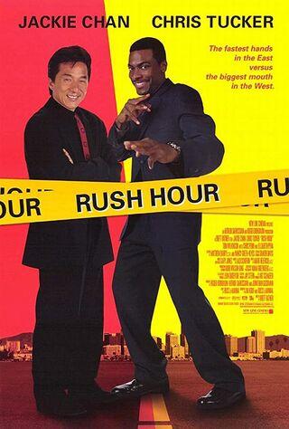 Rush Hour (1998) Main Poster