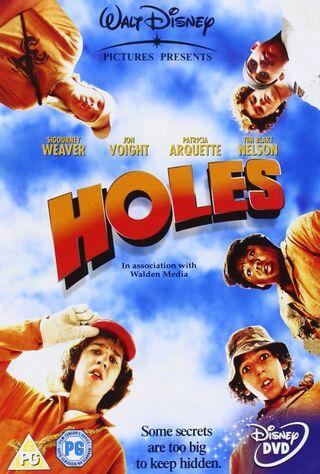 Holes (2003) Main Poster