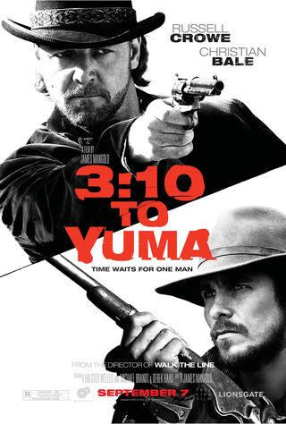 3:10 To Yuma (2007) Main Poster