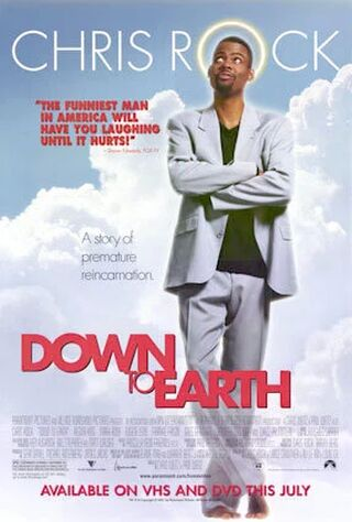 Down To Earth (2001) Main Poster