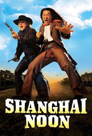 Shanghai Noon (2000) Main Poster