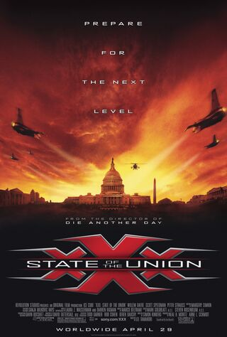 XXx: State Of The Union (2005) Main Poster