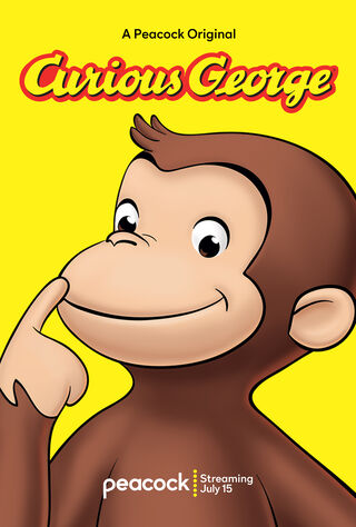Curious George (2006) Main Poster