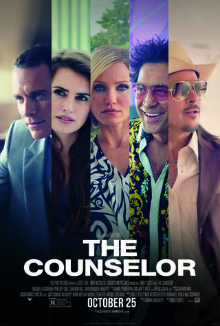 The Counselor (2013) Main Poster