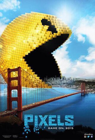 Pixels (2015) Main Poster