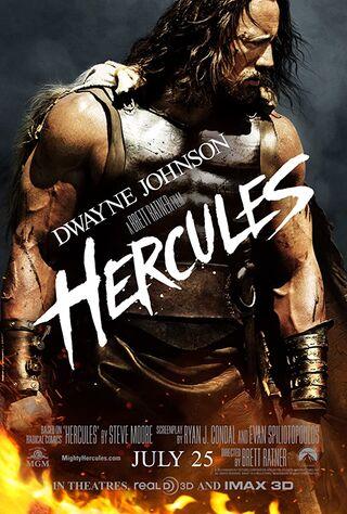 Hercules (2014) Main Poster