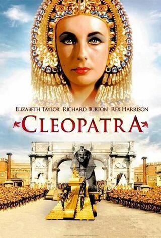 Cleopatra (1963) Main Poster