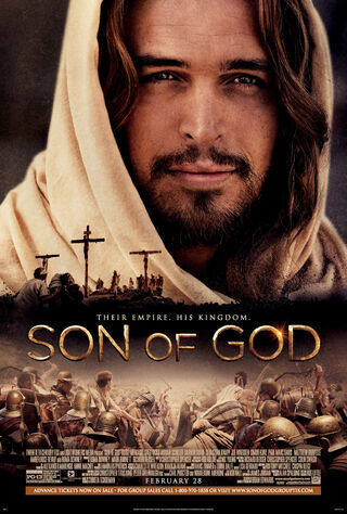 Son Of God (2014) Main Poster