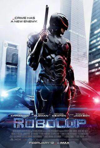 RoboCop (2014) Main Poster