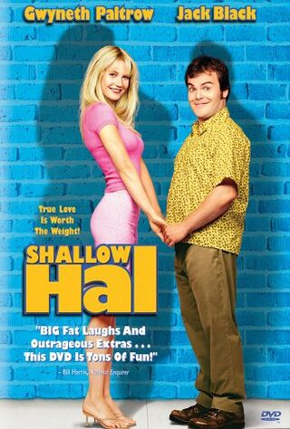 Shallow Hal (2001) Main Poster