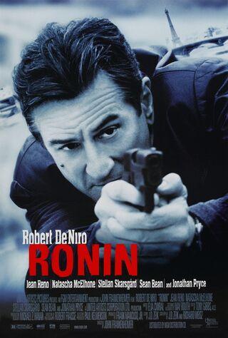 Ronin (1998) Main Poster