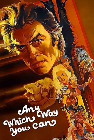 Any Which Way You Can (1980) Main Poster