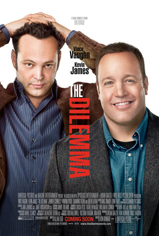 The Dilemma (2011) Main Poster