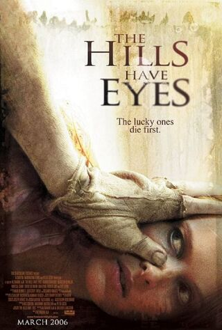 The Hills Have Eyes (2006) Main Poster