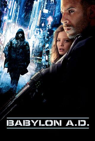 Babylon A.D. (2008) Main Poster