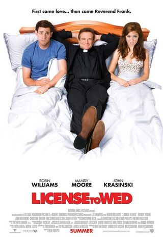 License To Wed (2007) Main Poster
