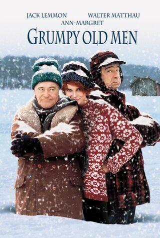 Grumpy Old Men (1993) Main Poster