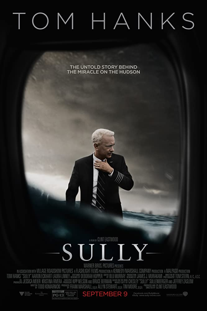 Sully (2016) Poster #1