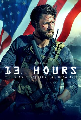 13 Hours (2016) Main Poster