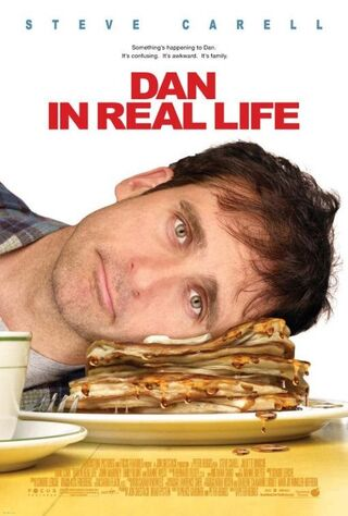 Dan In Real Life (2008) Main Poster
