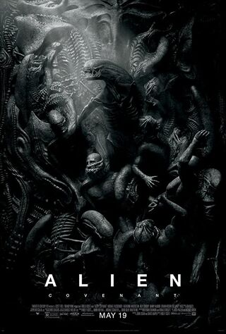 Alien: Covenant (2017) Main Poster
